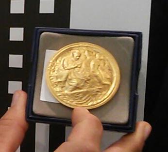 Médaille d'or Concours Lépine 2016