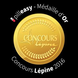 médaille d'or concours lépine