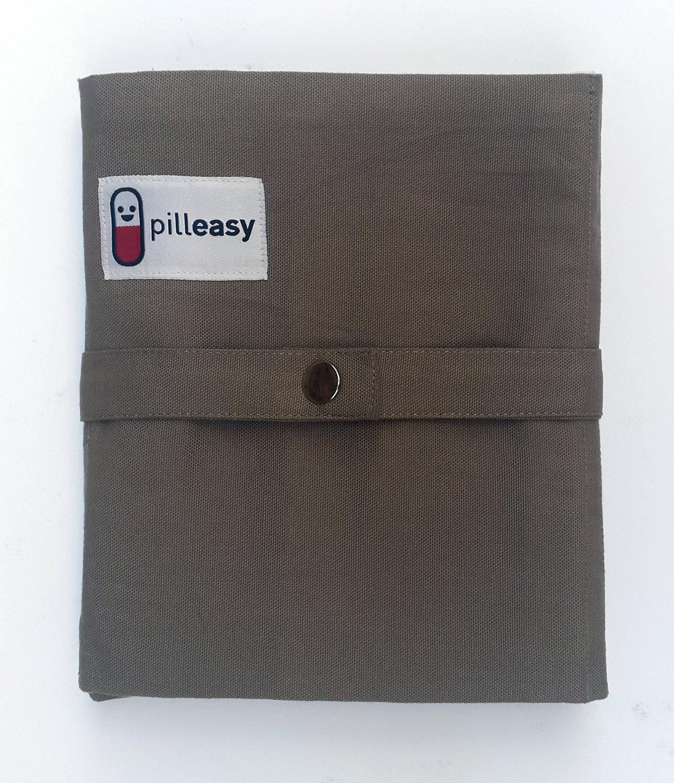 Le Pilulier Pilleasy Tonique est le modèle de référence de la gamme Pilleasy.