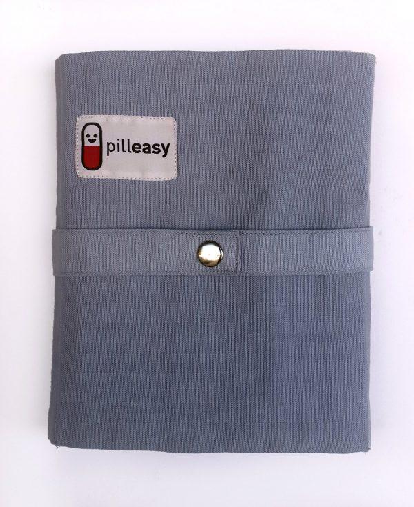 Le Pilulier Pilleasy Organdi est le modèle raffiné de la gamme Pilleasy.